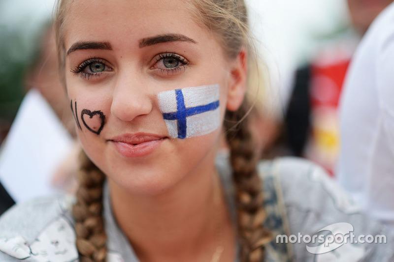 Finnish fan