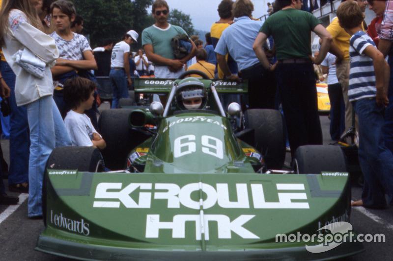 Tiempos en la Fórmula Atlantic