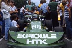 Gilles Villeneuve, March 75B