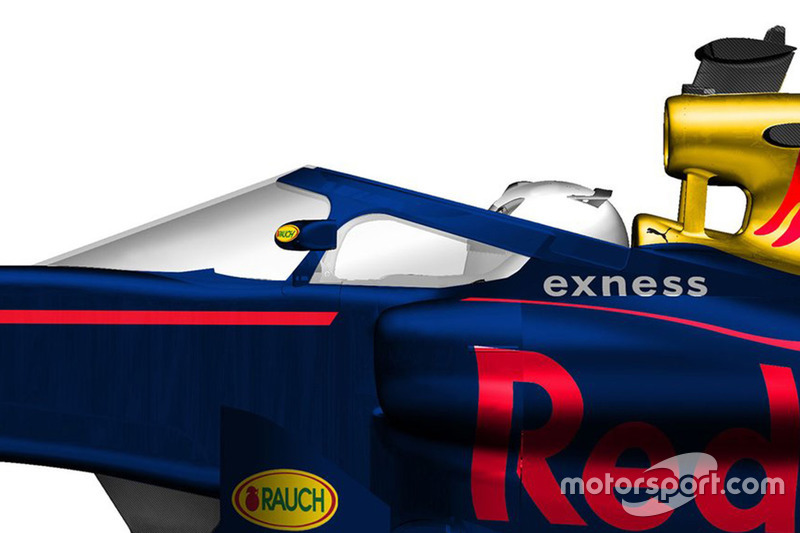 A possible future semi-closed canopy design by Red Bull  sc 1 st  Motorsport.com & Red Bull reveals proposed new F1 canopy design