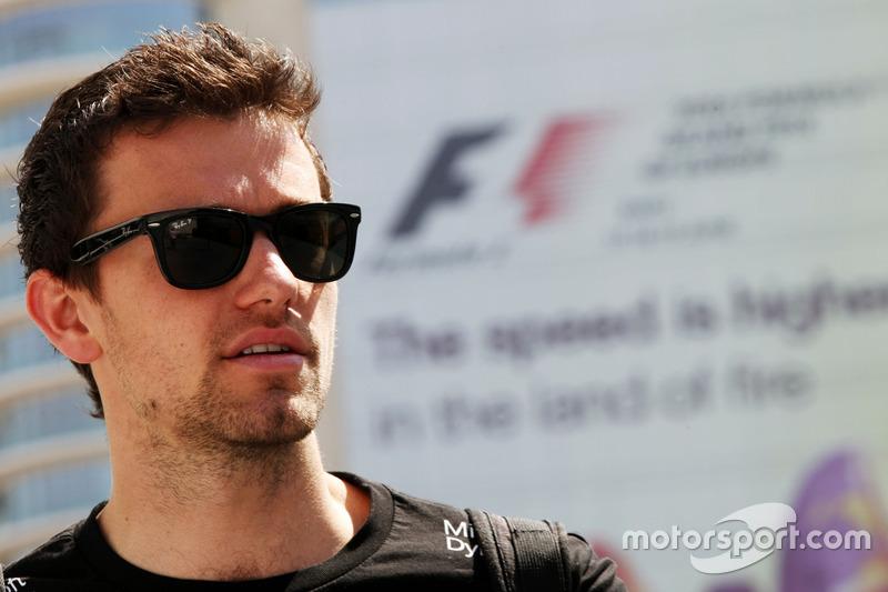 Джоліон Палмер, Renault Sport F1 Team