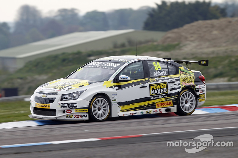 Hunter Abbott Power Maxed Racing