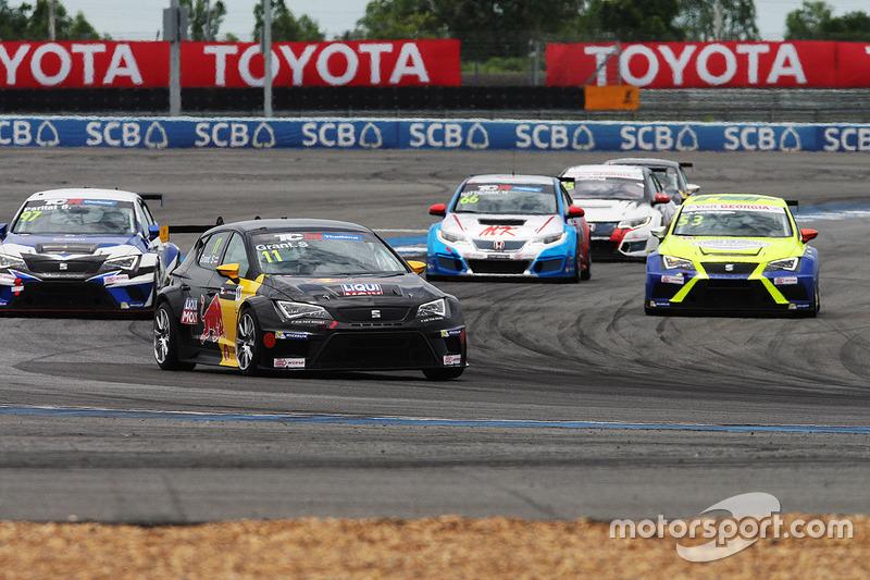 Grant Supaphong, Kratingdaeng Racing Team, SEAT León TCR