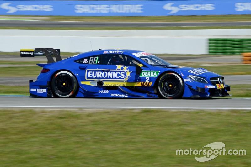 Гэри Паффет, Mercedes C 63 DTM, ART GP