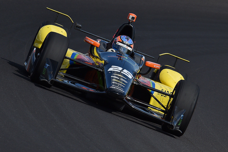 "Andretti Autosport: <img src=""https://cdn-7.motorsport.com/static/img/cfp/0/0/0/200/227/s3/united_kingdom-2.jpg"" alt="""" width=""20"" height=""12"" />Стефан Уилсон (№25, выступит только на Indy 500)"