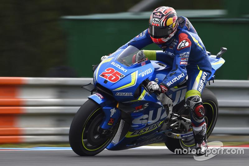 9. Maverick Viñales, Team Suzuki MotoGP