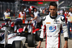 Second place qualifying for Alexander Albon, ART Grand Prix