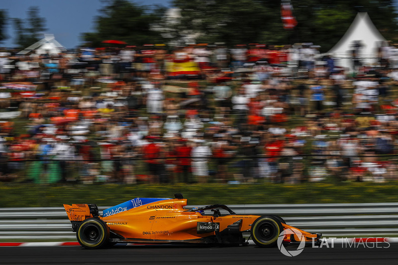 Fernando Alonso, McLaren MCL33