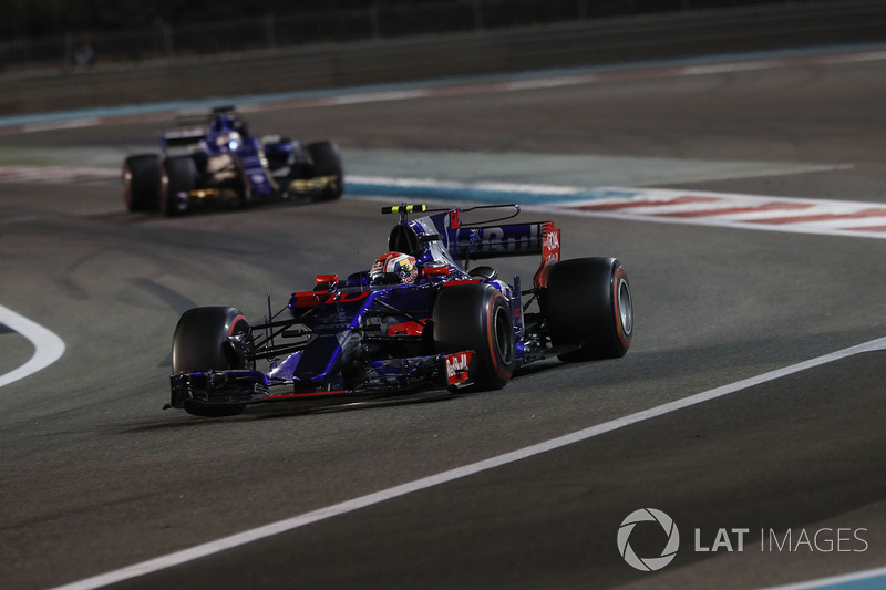 Toro Rosso наконец займет пятое место в Кубке конструкторов