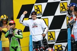 Podyum: Yarış galibi Nicky Hayden