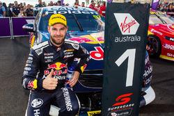 Race winner Shane van Gisbergen, Triple Eight Race Engineering Holden