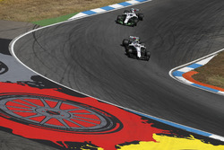 Sergey Sirotkin, Williams FW41, voor Lance Stroll, Williams FW41