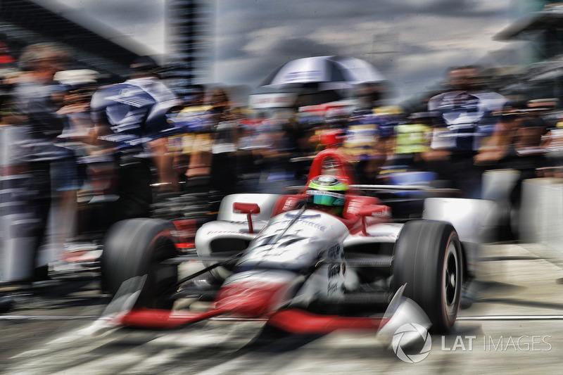 33: Conor Daly, Dale Coyne Racing dba Thom Burns Racing Honda, 224.429