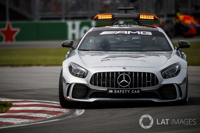 La Safety Car