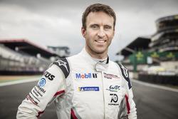 Timo Bernhardt, Porsche GT Team