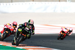 Johann Zarco, Monster Yamaha Tech 3 leads