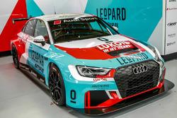 Leopard Racing renk düzeni tanıtımı