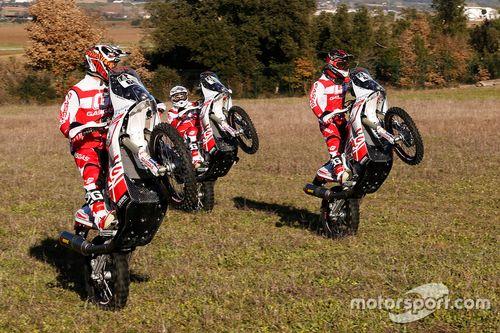 Présentation GasGas Rally Team