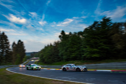 #75 Team Mathol Racing Mercedes AMG GT4: Christian Stingu, Domenico Solombrino, Jochen Herbst, Daniel Schwerfeld