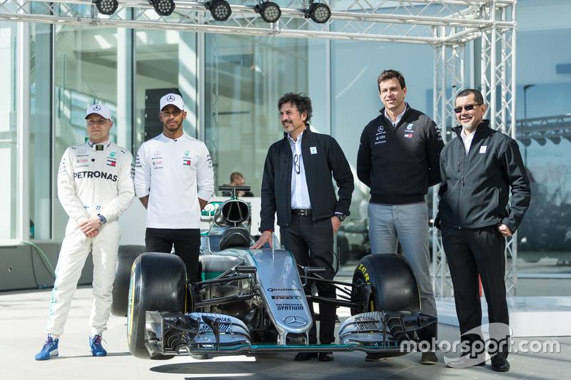 Valtteri Bottas, Lewis Hamilton, Mercedes AMG F1, Toto Wolff