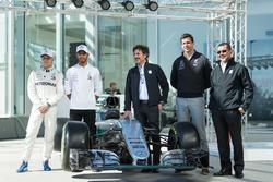 Валттері Боттас, Льюіс Хемілтон, Mercedes AMG F1, Тото Вольфф