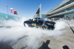 Valtteri Bottas en Lewis Hamilton, Mercedes AMG F1