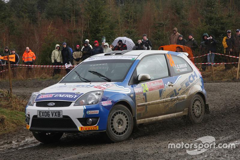 Craig Breen, Gareth Roberts, Ford Fiesta