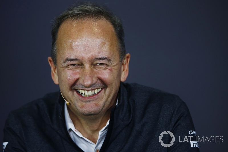 Керівний директор McLaren Джонатан Ніл