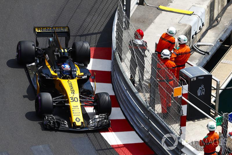 16. Jolyon Palmer, Renault Sport F1 Team RS17