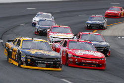 Brendan Gaughan, Richard Childress Racing Chevrolet, Ross Chastain, JD Motorsports Chevrolet
