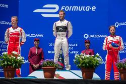 Сем Бьорд, DS Virgin Racing, Фелікс Розенквіст, Нік Хайдфельд, Mahindra Racing