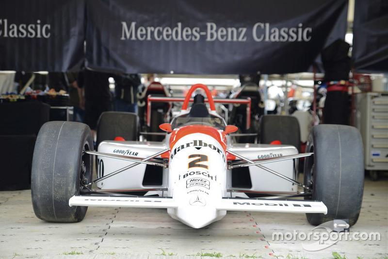 1994 Penske-Mercedes PC23 IndyCar de Emerson Fittipaldi