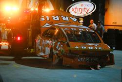Voiture accidentées de Carl Edwards, Joe Gibbs Racing Toyota