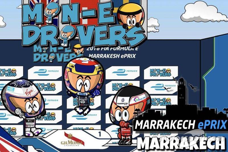 El ePrix de Marrakech 2016/2017 según 'Los MiniEDrivers'