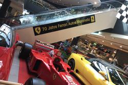 Festeggiamenti 70anni Ferrari Migros Sant'Antonino