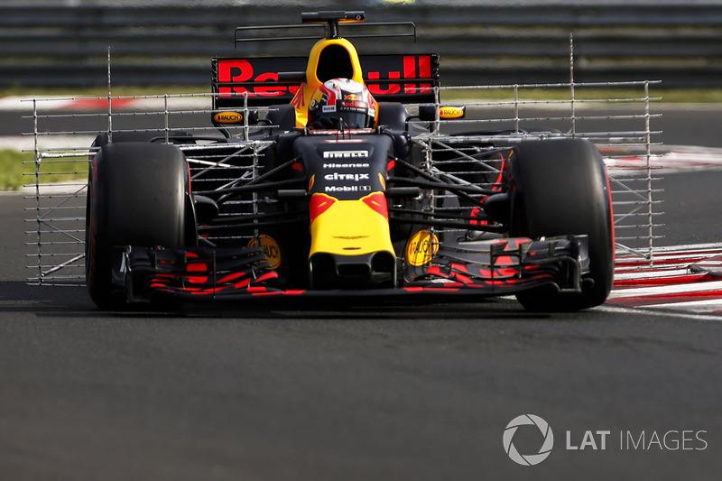 П'єрр Гаслі, Red Bull Racing RB13.