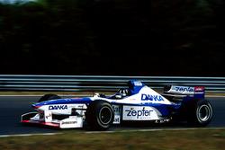 Damon Hill, Arrows A18