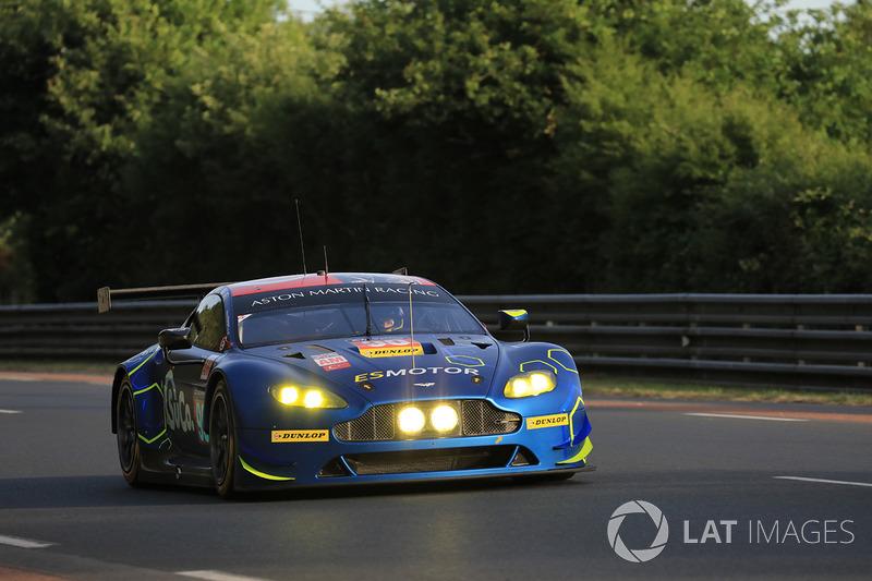 3. LMGTE-Am: #90 TF Sport, Aston Martin Vantage GTE