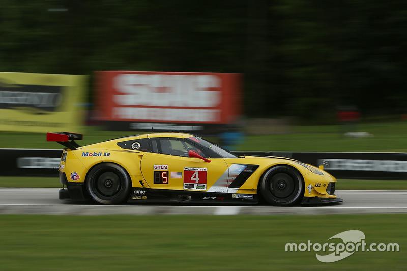 #4 Corvette Racing Chevrolet Corvette C7.R: Олівер Гевін, Томмі Мілнер