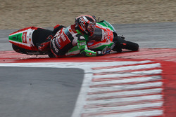 La caduta di Sam Lowes, Aprilia Racing Team Gresini