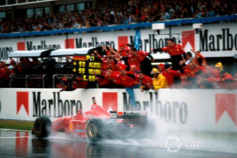 1996 Spanyol GP