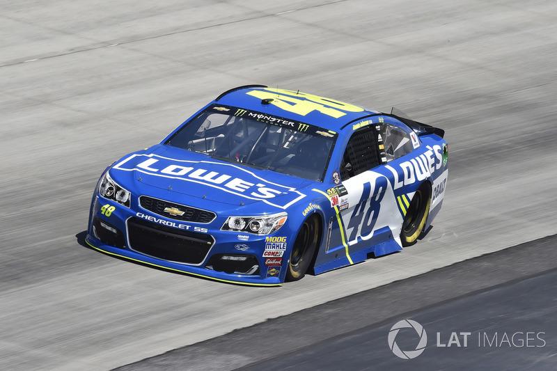 #4: Jimmie Johnson (NASCAR)