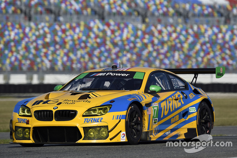 #97 Turner Motorsport BMW M6 GT3: Jens Klingmann