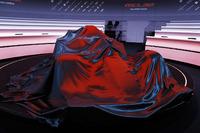 The McLaren MCL32 under wraps