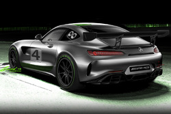 Perkenalan Mercedes-AMG GT4