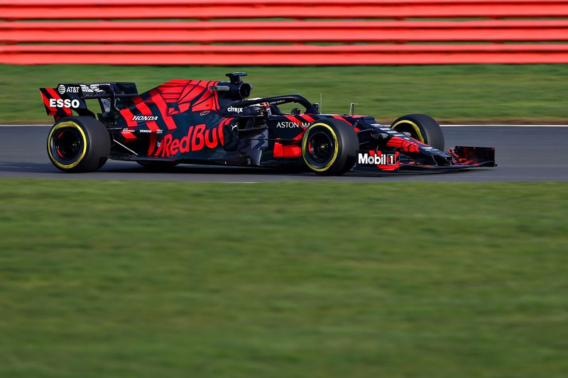 Red Bull – 2019 год