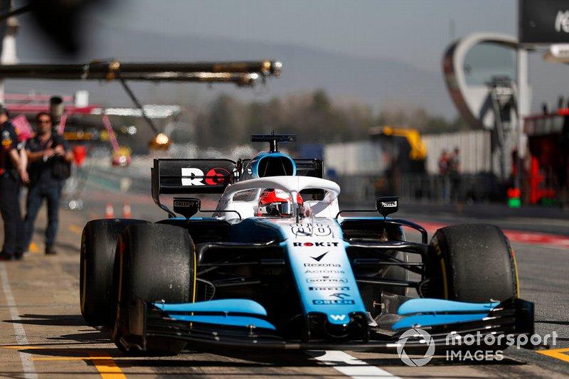 Роберт Кубіца, Williams FW42