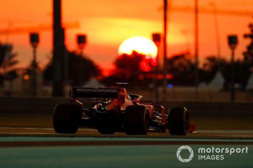LIVE F1 - Le GP d'Abu Dhabi en direct