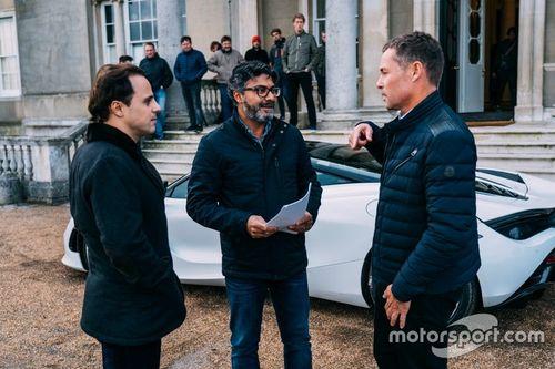 Lungometraggio Motorsport Heroes
