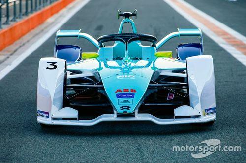 NIO 333车队新赛季阵容发布